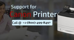 Canon Printer Support Phone Number +1-800-499-8497| Canon