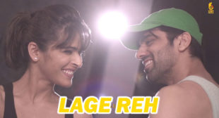 Lage Reh Lyrics by Rabbit Sack C