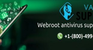 WEBROOT  Support Phone Number +1-(800)-499-8497 | To fix issue